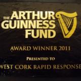 Arthur Guinness Fund Award